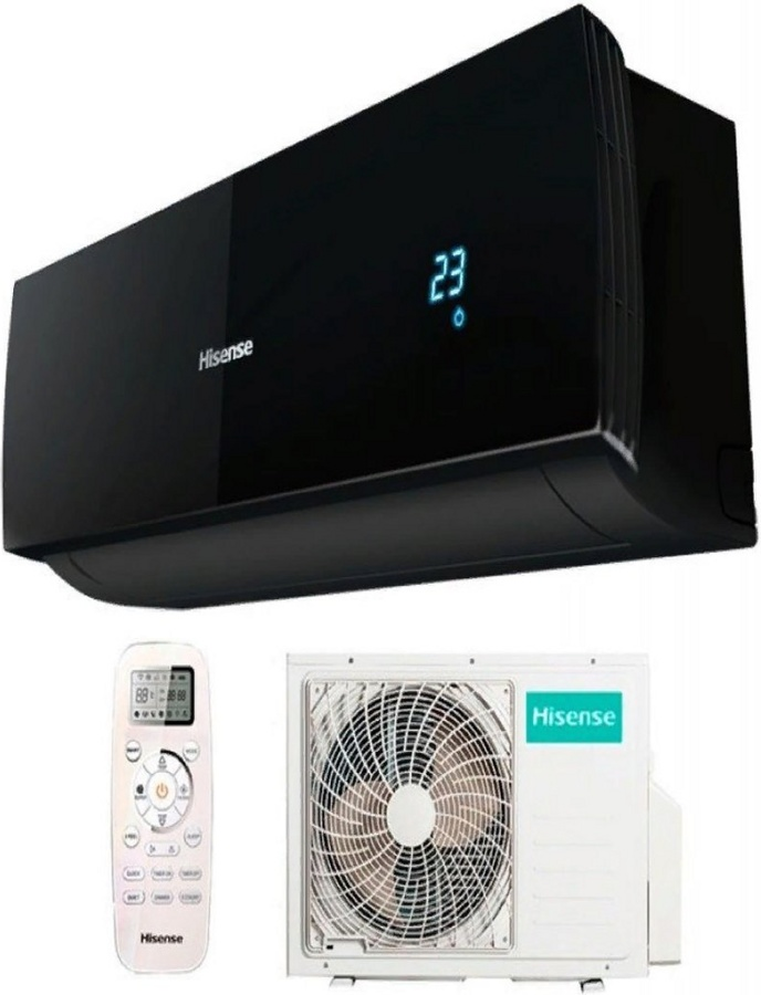 Сплит-система Hisense Black Star DC Inverter AS-11UR4SYDDEIB1