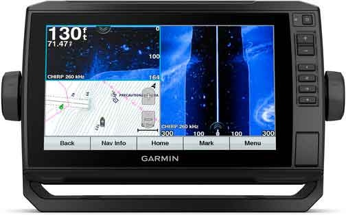 Эхолот Garmin ECHOMAP Plus 92sv (010-01900-01)