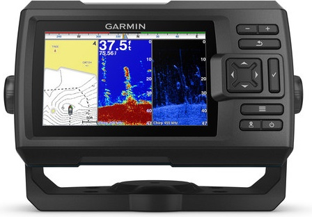 Эхолот Garmin Striker Plus 5cv, Общемировой (010-01872-01)