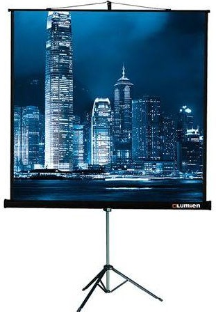 Экран Lumien Master View LMV-100109 203x203cm Matte White Fiber Glass