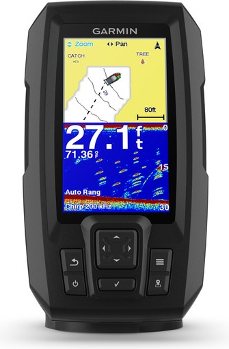 Эхолот Garmin Striker Plus 4, Общемировой (010-01870-01)